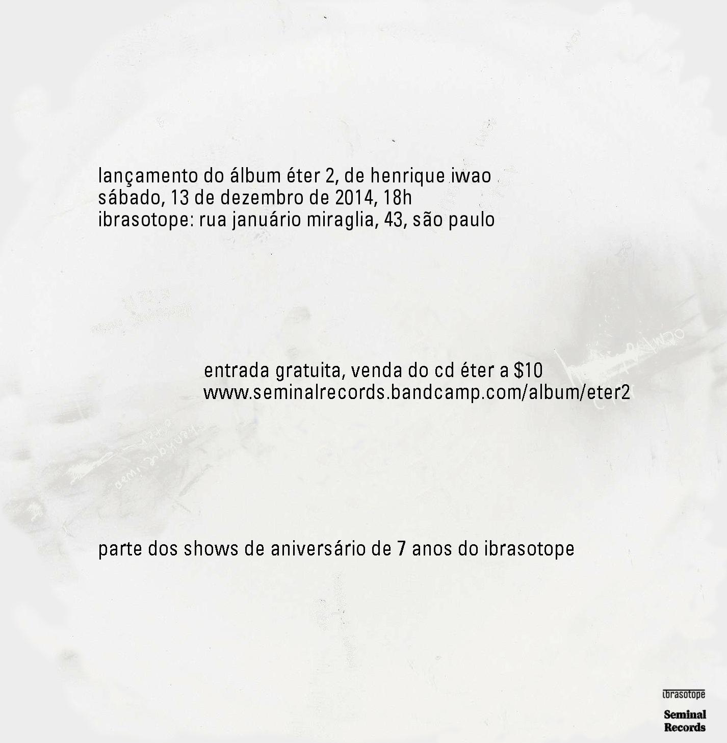 2014-12-13 cartaz lançamento éter 2