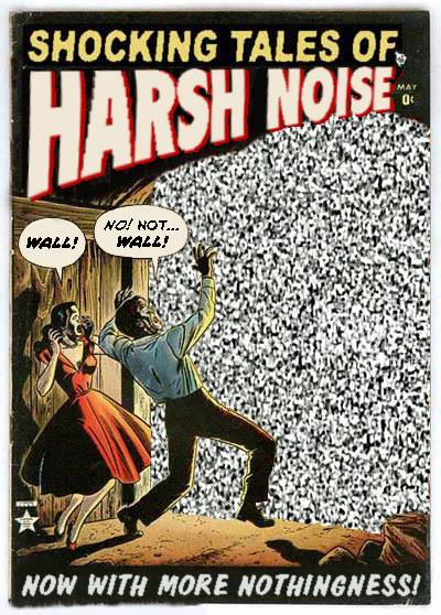 wall noise